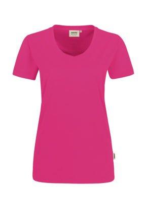 Damen-T-Shirt Performance Kurzarm, tinte