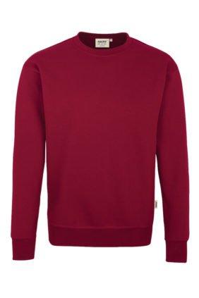 Herren-Sweatshirt, schwarz