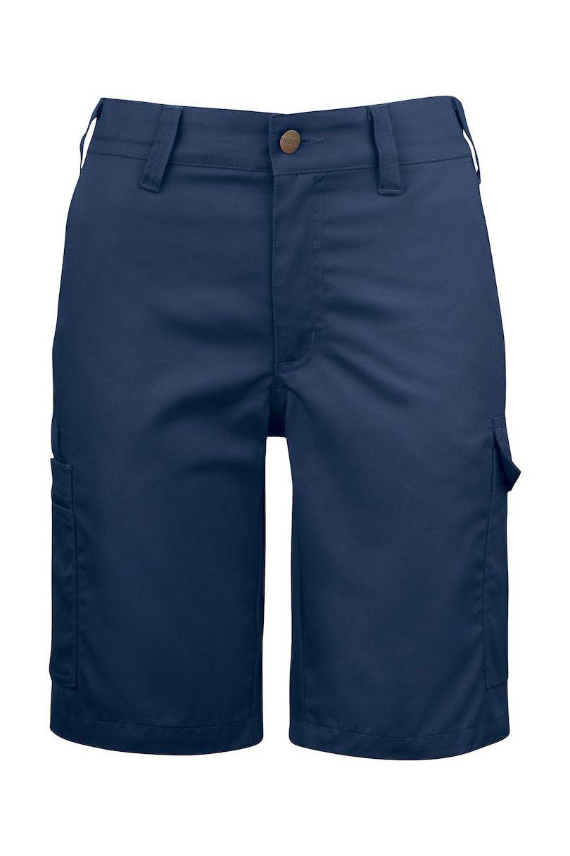 Damen-Shorts moderner Schnitt, schwarz