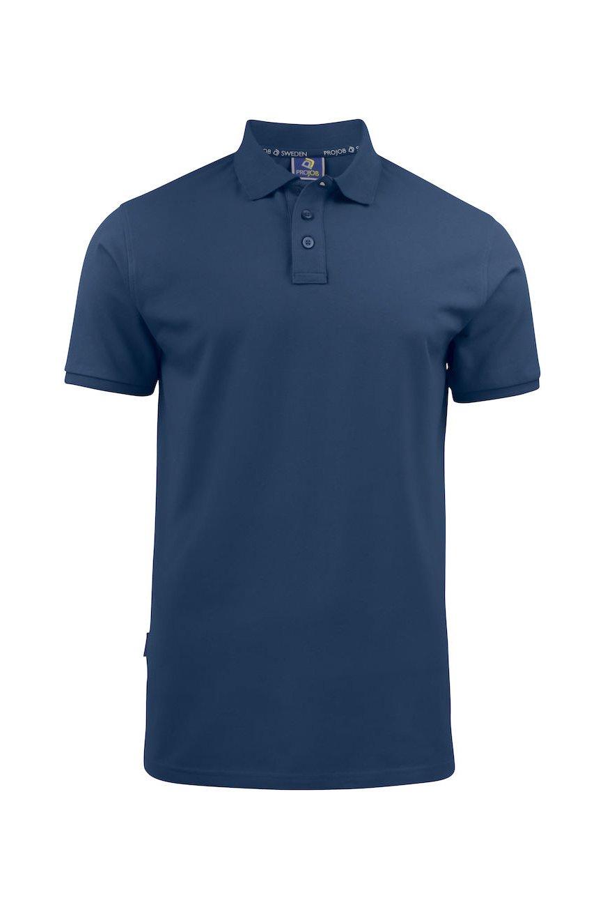 Poloshirt, schwarz