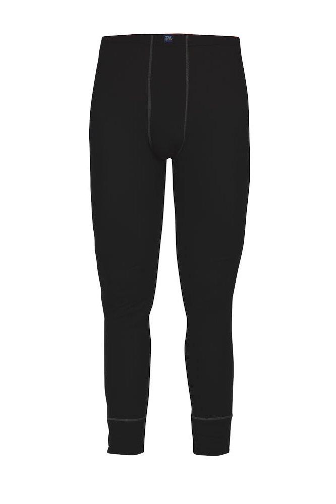 Lange Unterhose, schwarz