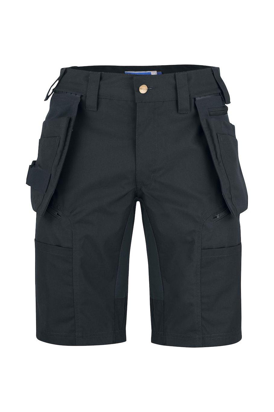 Funktionale Shorts, schwarz