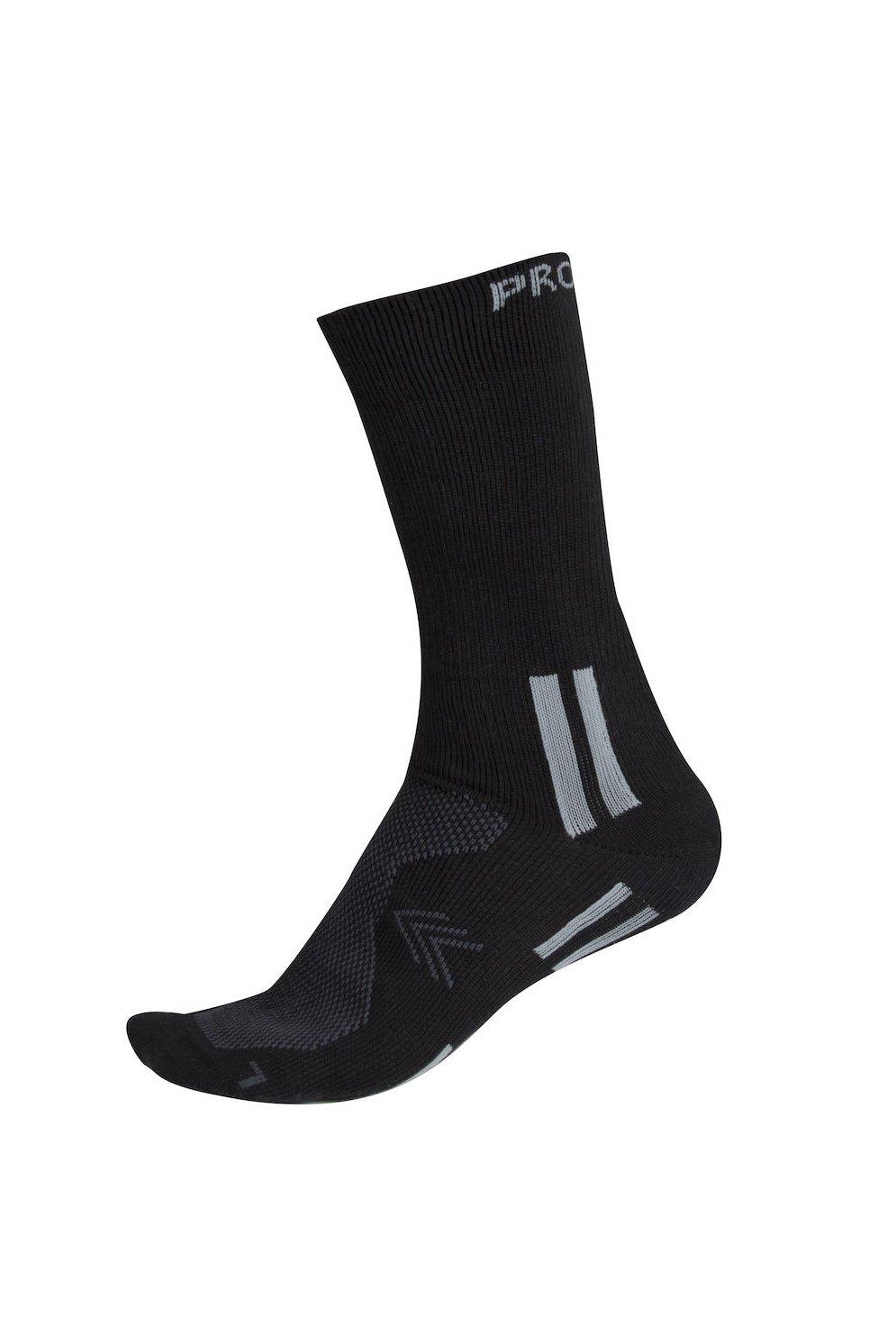 Funktions-Socke, schwarz