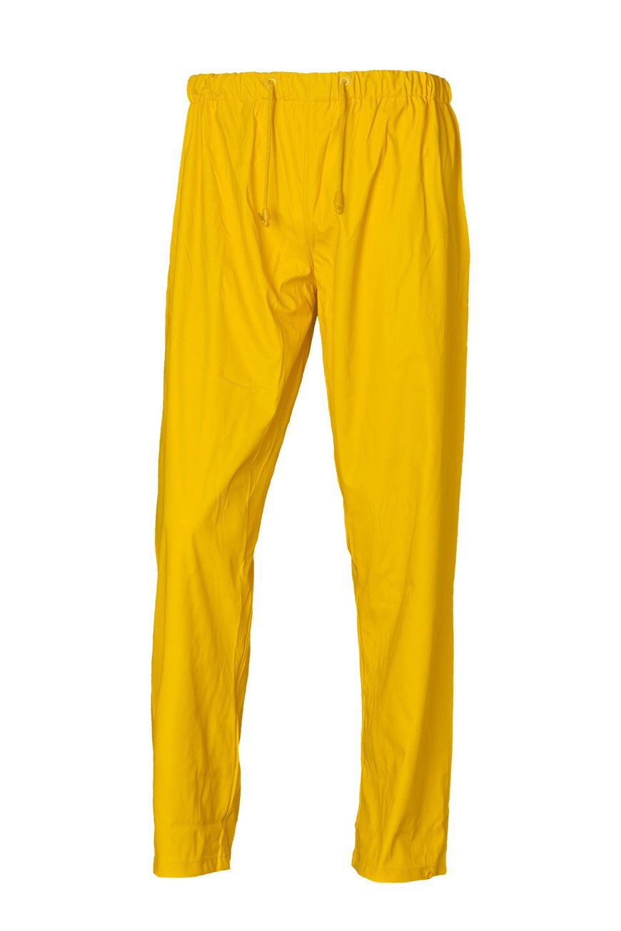 Regenhose, yellow