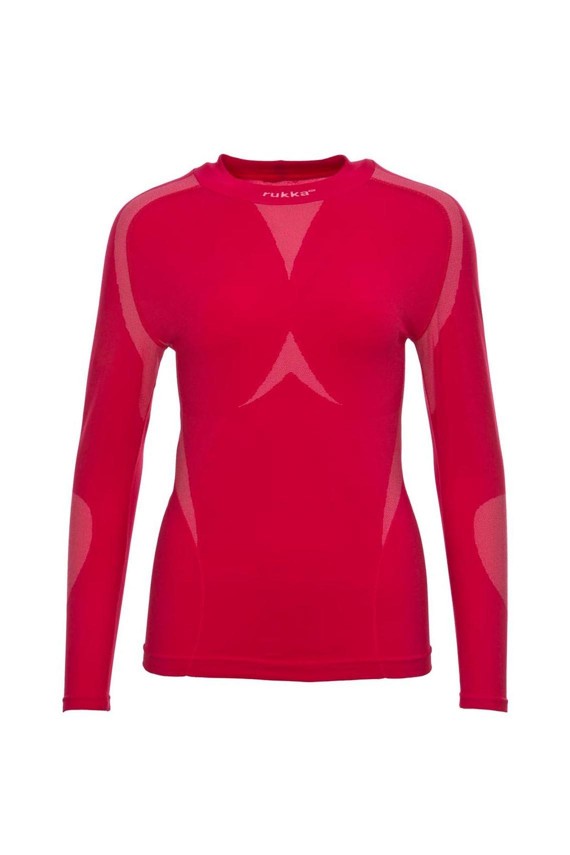 Damen-Thermoshirt, virtual pink