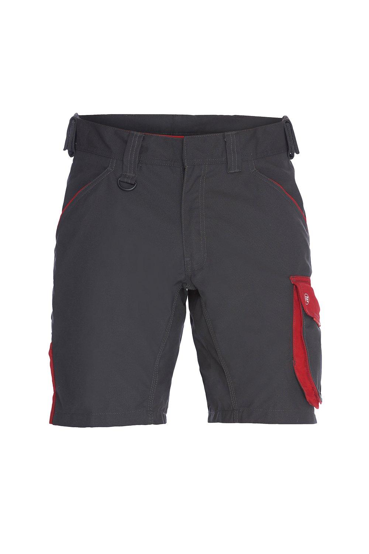 Shorts, grün/schwarz