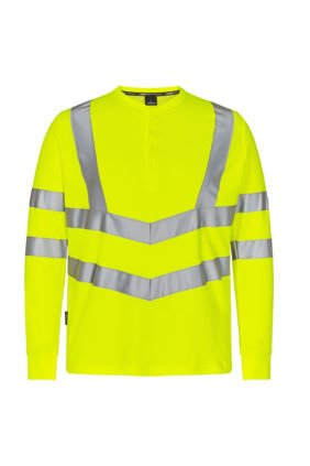 T-Shirt langarm EN ISO 20471, orange