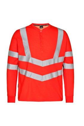 T-Shirt langarm EN ISO 20471, orange