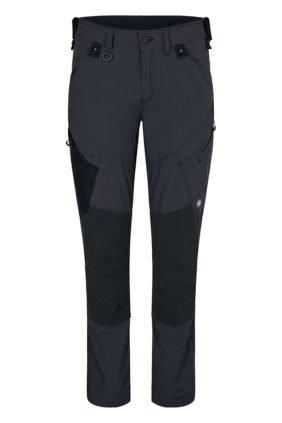 Handwerkerhose aus 4-Wege-Stretch, weiss