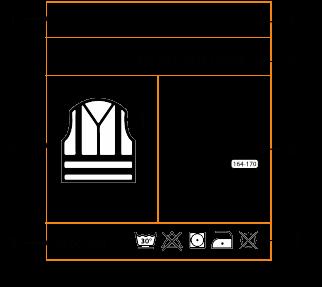 Pictogramm Warnbekleidung